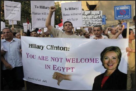 Hillary Clinton Terrorism 1
