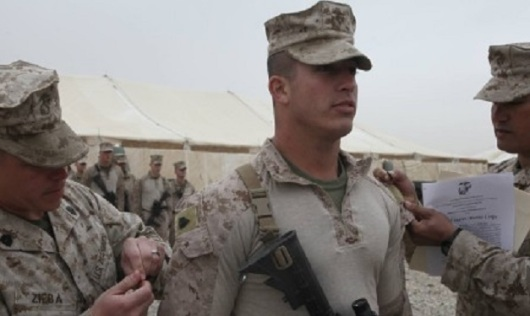 Marine Sgt. Andrew Tahmooressi