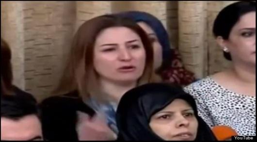 Iraqi MP Fiyan Dakhee - Christian - Yazidi