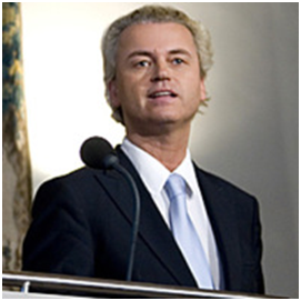 Hon. Geert Wilders, Leader of the Dutch Freedom Party (PVV)