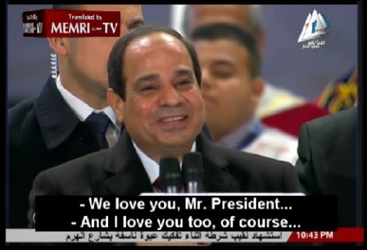 Egyptian President al-Sisi 1 (revised) (resized)