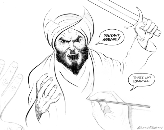 My Winning Mohammad Contest Drawing
